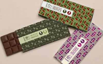 Eco-friendly Chocolate Packaging