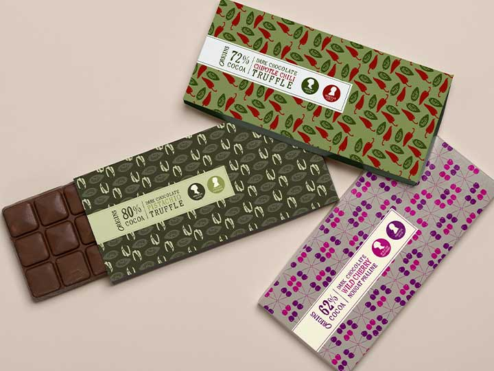 Eco-friendly Packaging for Chocolate